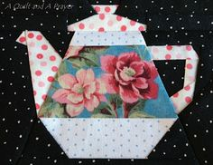 A Quilt and A Prayer: Fun with Dots on Dots!!!
