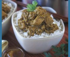 Saltscapes Food & Drink - Curried Pork Supper by Marie Nightingale - www.saltscapes.com