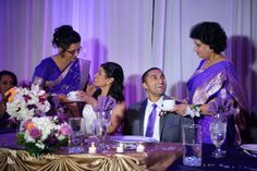 Chicago Indian Wedding Ceremony Photos. Milk Ceremony. South East Asian Wedding Pictures by Chicago Indian Wedding Photographer - Nakai Photography http://www.nakaiphotography.com