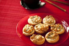 Toasts aux crevettes -  La recette : https://www.facebook.com/herta.fr/photos/pb.250368165080987.-2207520000.1397142091./338688572915612/?type=3&theater