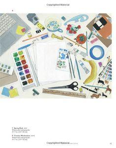 Watercolor: Paintings of Contemporary Artists: Leslie Dutcher, Sujean Rim: 9781452112640: Amazon.com: Books