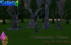 Screaming Trees at Ladesire via Sims 4 Updates