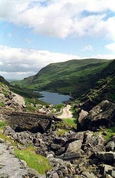 Gap of Dunloe - Killarney National Park - Co Kerry, Ireland