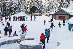 A top Grouse Mountain. a magical family experience is waiting for you!