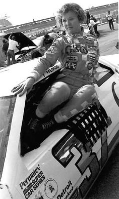 Patty Moise is a former NASCAR driver. She drove in five Winston Cup races from 1987 to 1989, and 133 Busch Series races from 1986 to 1998. She is the wife of former fellow NASCAR driver Elton Sawyer. Moise began racing at the age of 16, when she drove road course races in the IMSA series.