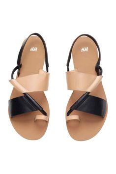 Sandálias | H&M                                                                                                                                                     Mais