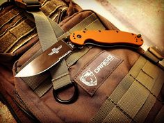 New edc blade and daily ruck.i have to say the #ontarioknives #rat1 is an awesome knife and the #dragogear #tracker #backpack is built great.  #edc #everydaycarry #guns #tactical #igmilitia #outdoors #knife #knives #ruck #hiking #hunting by lone_wolf_concealment