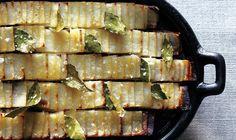 Roasted Domino Potatoes Recipe - Bon Appétit