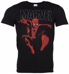 On this cool T-Shirt, Spider-Man is seen ready to pounce - and we're ready to pounce on such an awesome tee! Our spidey-senses are tingling and telling us that if you're a fan of the famous masked protector, it's time to snap it up. Boys Summer Outfits, Boy Outfits, Cute Outfits, Cool Tees, Cool Shirts, Tee Shirts, Marvel Shirt, Spiderman, Graphic Tees
