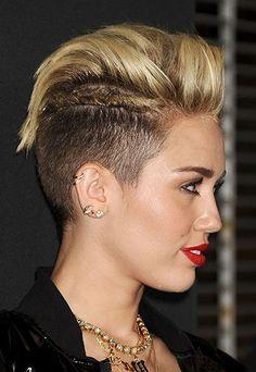 32 Mejores Imagenes De Peinados Mohicanos Mohawk Hairstyles