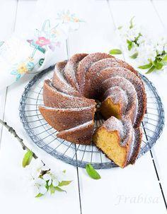Bundt Cake de Almendra y Limón