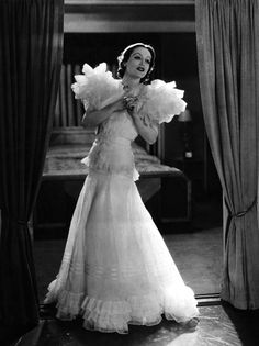 Costume Designer Adrian | ... : Gilbert Adrian was the 1st true Hollywood costume... - Socialbliss