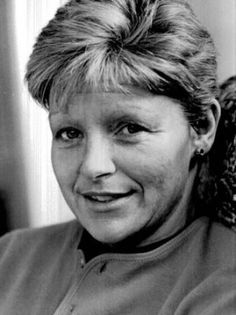 """""""Veronica Guerin, was an Irish Journalist, she was 38 when she was gunned down in her car sitting in traffic, because she refused to back down to the intimidation of drug-lords and gang-bosses. She had been previously shot in the leg as a warning, but she never stopped chasing them. Her legacy forced the people of Ireland and Dublin to get the heroin dealers to stop dealing.."""""""