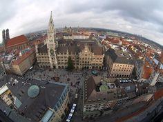 Marienplatz | The Marienplatz in Munich – Germany | Tourist Spots Around the World
