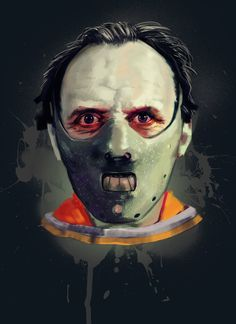 The Silence of the Lambs - Hannibal Lecter / Anthony Hopkins