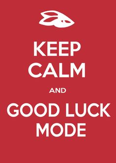 Poster Tiger and Bunny Bunny's GOOD LUCK MODE by Getti on Etsy, $8.50