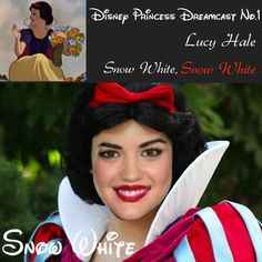 My Disney Princess Dreamcast  Lucy Hale as Snow White