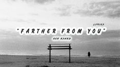 Ace Eshed - Farther From You - lyrics  ace music
