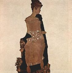 Egon Schiele Painting - Egon Schiele Painting  by Celestial Images