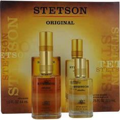 Coty Gift Set Stetson By Coty