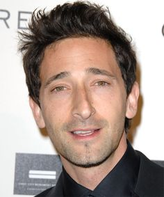 Adrien Brody Hairstyle - Short Straight Casual -