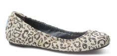 Brown Gisele Ballet Flats