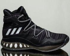 Basketball: Adidas Crazy Explosive Men S Basketball Shoes Nib Black White B42421 -> BUY IT NOW ONLY: $74.99 on eBay!