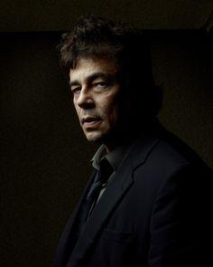 Benicio Del Toro | by Denis Rouvre