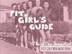 fit girl's guide 28 day jumpstart