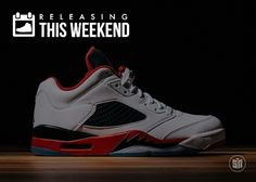 Sneakers Releasing This Weekend – March 12th, 2016