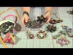 Fun zipper jewelry and Christmas ornaments!