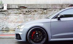 Beautiful Nardo Grey RS3