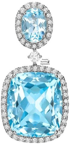 Topaz Gemstone-Birthstone of November The month of November has two beautiful gems that represent the birthstones. They are Topaz and Citrine. These are also the Zodiac stones for Sagittarius ( No… High Jewelry, Luxury Jewelry, Jewellery, Topaz Gemstone, Gemstone Jewelry, Little Boy Blue, Baby Blue, Imperial Topaz, Himmelblau