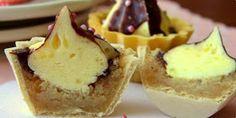 Receptek és egészség tippek: Mandulás csokis kosárka
