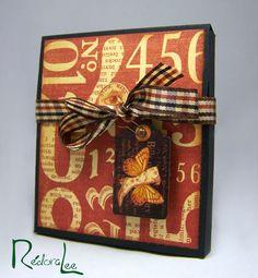 Gift Card Holder DT Inspiration - Shopping Our Stash!