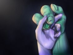 Make Love, Not Warcraft. This is one of my most favorite fanart pictures of World of Warcraft I have ever come across. Green Horde Troll hand, holding a purple Alliance Night Elf hand.