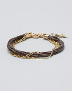 Queen of the Foxes Silken Strands Bracelet - Jewellery - Storm