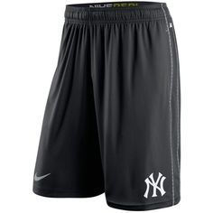 696e4f536bc68 Nike Men s New York Yankees Authentic Collection Fly Shorts ( 36) ❤ liked  on Polyvore
