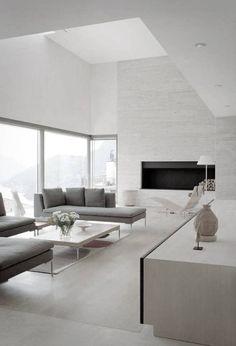 Unreal Modern Living Room Design