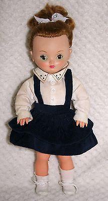 Jolie  poupée ancienne 1956/ 66 de Bella  28 cm