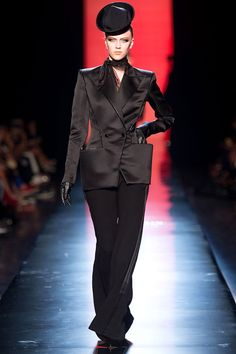 Jean Paul Gaultier Haute Couture - Otoño-Invierno 2013/2014