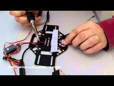 How to Build a FPV Racing Quadcopter! - YouTube