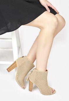 Zariah Schuhe in Taupe - günstig kaufen bei JustFab