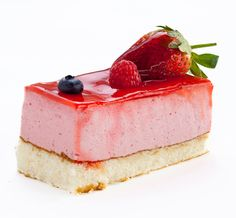 Patisserie Valerie - Individual Portions - Mixed Berry Mousse