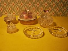 tutorial: crystal bowls from transparent buttons