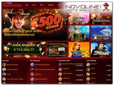 Unserer Schwester-Webseite NovolineOnlineSpielothek.com wurde ein weiteres #Novoline Casino hinzugefügt - das SuperGaminator. Die Spielothek gibt es zwar bereits seit 2015 - viel Beachtung schenkten wir dem Portal bisweilen aber nicht. Einige aktuelle Neuerungen, beispielsweise die Integration von #PayPal sowie den #Merkur Spielen in naher Zukunft, haben uns jedoch umgestimmt. Unseren ausführlichen Test zum SuperGaminator Casino findest Du unter…