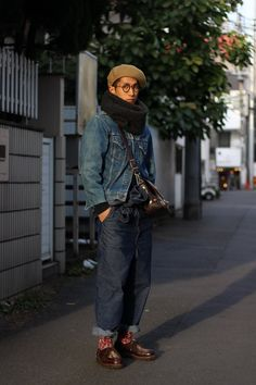 Honeycombs & Whiskers 2019 Honeycombs & Whiskers The post Honeycombs & Whiskers 2019 appeared first on Denim Diy is part of Mens fashion denim - Rugged Style, Workwear Fashion, Denim Fashion, Fashion Fashion, Doble Denim, Estilo Denim, Tokyo Street Style, La Mode Masculine, Raw Denim