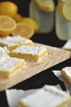 Lemon Bars | The Candid Appetite