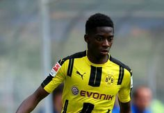 Ousmane Dembele has looked seriously impressive in Dortmunds pre-season matches (Video)