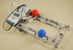 robots and roller coasters? No way!